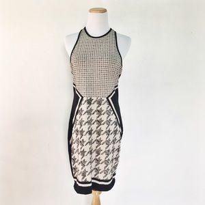 H&M Black  Eclectic Dress